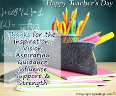 Dgreetings - Teacher's Day Cards