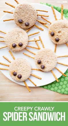 Get creative with your kids' lunches and try these festive sandwiches!