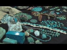 Good information if you like the gemstone...TURQUOISE...natural or imitation?