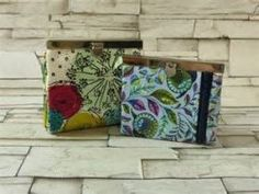 Mini Diva Wallet class. These little wallets are easy to make and great for gifts. Come to class to learn how to install a zipper and use cork and add hardware.