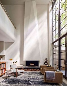 21 Elegant Contemporary and Modern Interior Design Ideas, Bring The Ultimate Luxury on Your Living - Home Professional Decoration Luxury Home Decor, Cheap Home Decor, Luxury Homes, Diy Home Decor, Modern House Design, Modern Interior Design, Interior Architecture, Interior Ideas, Interior Paint