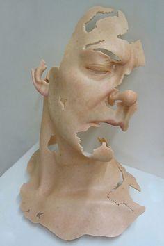 Google Image Result for http://cdn.oddstuffmagazine.com/wp-content/uploads/2011/08/bizarre-human-sculptures27-600x900.jpg