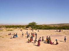 INDIA Gram-Panchayat Les cours d'école à travers le monde