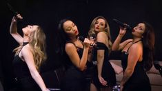 Little Mix - Admiring Each Other's Voices - YouTube