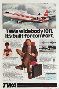 TWA L-1011 ad