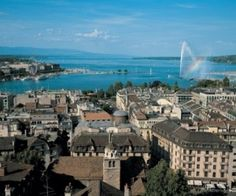 3 sites not to miss in Geneva