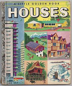 Houses #229 (1955) Tibor Gergely (28 pages)