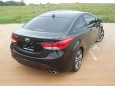 Hyundai elantra coupe 2013.. My new car..