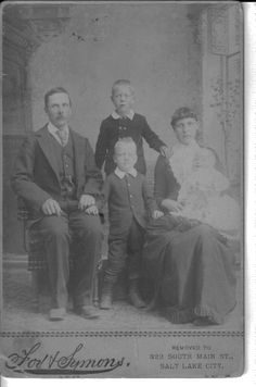 Another old family photo