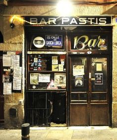 Bar Pastís (Raval), Barcelona, Spain Fantastic tours and trips all around Barcelona and its surrounding areas, all over Catalonia, so that you can come to know better this fantastic land. +34 664806309 VIKTORIA  https://www.facebook.com/pages/Barcelona-Land/603298383116598?ref=hl