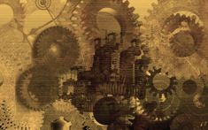 Steampunk Wallpaper 1 by ~kingjules71 on deviantART
