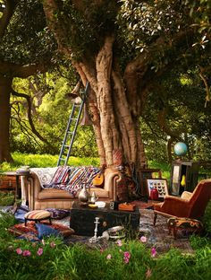 gypsy outdoor den