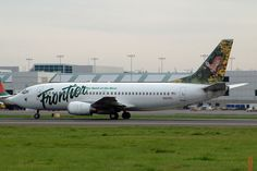 frontier airlines | Frontier Airlines adds two new routes: Orlando - Greensboro and ...