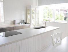 Weiß Beige Interior Design 2