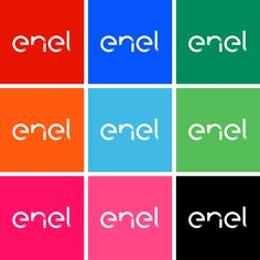 Reviewed: New Logo and Identity for Enel by Wolff Olins