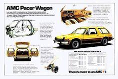 AMC Pacer wagon advertisement