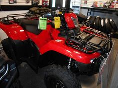 New 2016 Honda FourTrax® Foreman® Rubicon® 4x4 Automatic DCT EPS ATVs For Sale in Wisconsin.