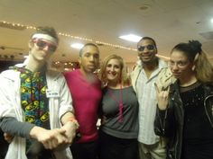 The Murder Mystery Company brought back the 80's for this dance academies big night!