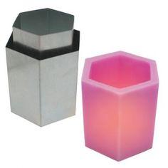 Molde Fanal Hexagonal