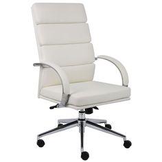 Latitude Run Adjustable High-Back Office Chair   AllModern