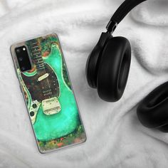 Kurt Cobain's guitar, guitar art, samsung case, galaxy s7 case, galaxy s8 case, galaxy s9 case, galaxy s10 case, galaxy s20 case Guitar Painting, Guitar Art, Samsung Galaxy Cases, Cool Artwork, Gifts For Him, Etsy Store, Man Cave, Guitars, Artworks