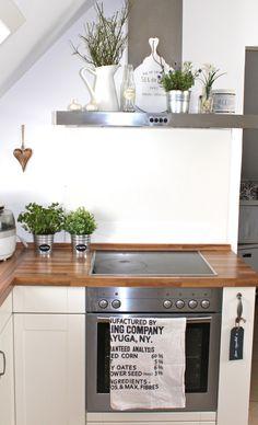 küche dachgeschoss Mehr