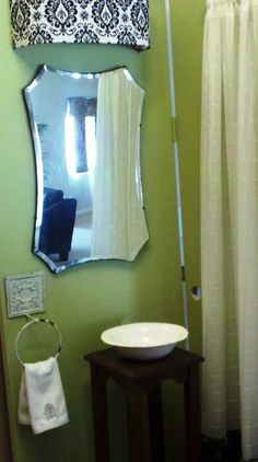 Vanity Light Shade Diy : 1000+ images about Girls bath on Pinterest
