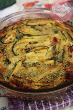 E oggi ..Pasticcio di Zucchine! A chi non viene fame?    Courgette Pie Today.. Who is hungry?    http://www.loveateverybite.com/secondi-piatti/sformato-di-zucchine-courgette-pie