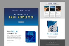 Email Newsletter Layout Corporate identity template Email Templates, Newsletter Templates, Typography Fonts, Lettering, Magazine Fonts, Newsletter Layout, Splash Page, Email Newsletters, Corporate Identity
