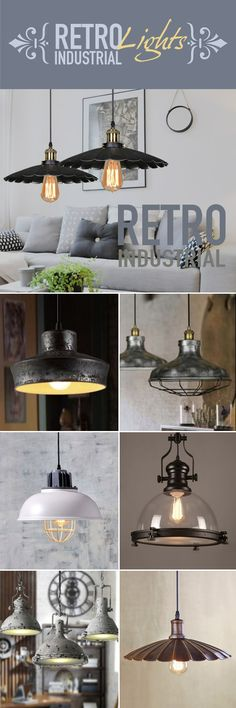 It is well known that Retro Industrial Pendant Lighting is a popular way to…