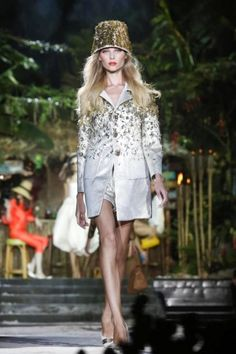 Dsquared2 Spring Summer Ready To Wear 2014 Milan