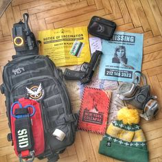The Division Gear, The Division Cosplay, Division Games, Tom Clancy The Division, Military Gear, Military Equipment, Tactical Equipment, Tactical Gear, Survival Prepping