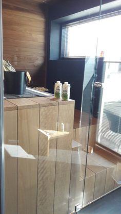 Saunas, Divider, Room, Furniture, Home Decor, Bedroom, Rooms, Interior Design, Home Interior Design