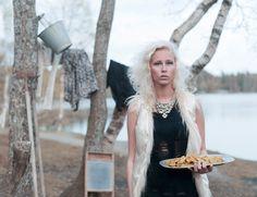 Sanne- Photo: Caroline Indiane Brodshaug