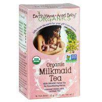 Milkmaid Tea - Certified Organic Breastfeed Tea