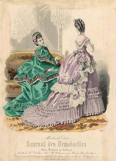Journal des Demoiselles 1870