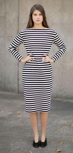 Samuji Striped Theon Dress