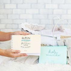 Confident Libro De Recuerdos Para Bebés Diario Elegante De Fotos Para Niñas Baby