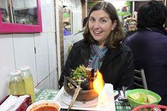 Markets of Santiago de Chile: Seafood stew at La Vega Chica