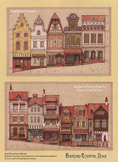 Storefronts by Built4ever.deviantart.com on @DeviantArt