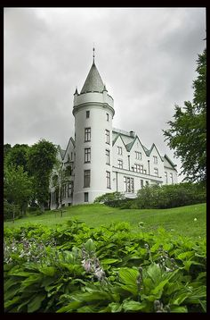 Gamlehaugen Castle, Bergen, Norway  photo by darrenwilkinson  photo by darrenwilkinson