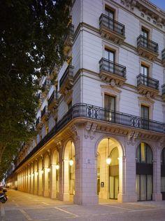 K+K Hotel Picasso  Passeig de Picasso, 26-30  Barcelona, Spain  Built 2012