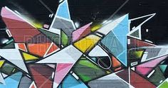 Image result for geometric mural