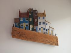 Houses and Bicycle by Jo Perry                                                                                                                                                      More