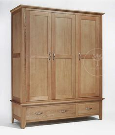 Home Genies- Home and Garden products: Oak Bedroom Furniture