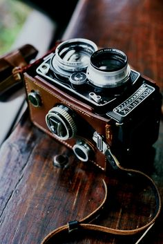 Photography is an art, so are photography implements.