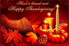 Happy Thanksgiving! www.ecarediary.com