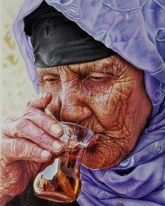 Increíble arte hecha con bolígrafo