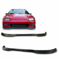 NEW - 1992-1995 HONDA CIVIC Coupe Hatchback TYPE R Style Front PU Bumper Lip