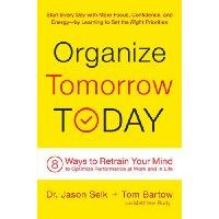 "Search ""work today"" in Amazon for recently published books. ""How do both elite athletes and business leaders climb to the top? Contrary to what you might think, it's effective habits rather than innate talent that are their keys to success. Dr. Jason Selk and star business coach Tom Bartow combine the most effective elements of both their disciplines to offer an organizational improvement plan that anyone can learn and apply immediately."""